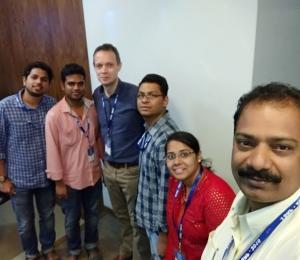 TSRP 2018, BARC, Mumbai