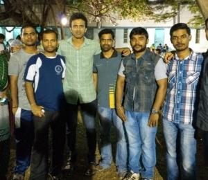 Cauvery Hostel Night 2014